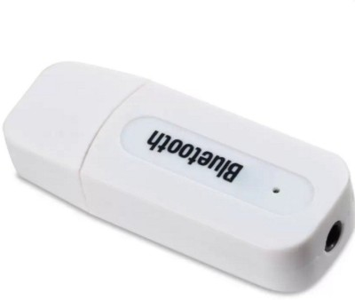 Voltegic ™ USB Bluetooth 3.5mm Stereo Audio Music Receiver Adapter for iPhone/iPad Speaker Mp3 BT REC Type 14 Bluetooth Black Voltegic Mobile Accessor