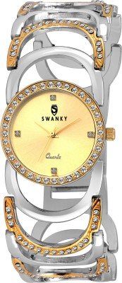 Swanky SC_WW_DSHP2T  Analog Watch For Girls