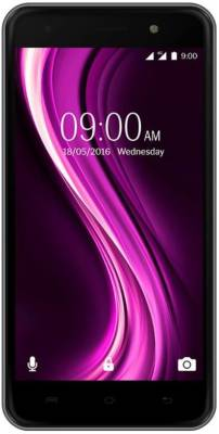 Lava X81 4G with VoLTE (Space Grey, 16 GB) - Flat ₹5,001 off Now ₹6499
