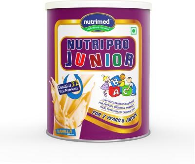 Nutrimed Nutri Pro Junior Nutrition Drink (200gm, Vanilla)
