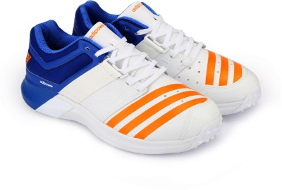 08bce59b1815bc 40% OFF on Adidas ADIPOWER VECTOR Cricket Shoes For Men(Multicolor) on  Flipkart