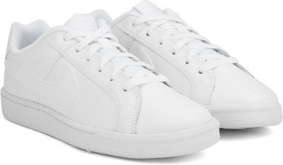 Nike COURT ROYALE Sneakers For Men(White) 1