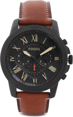 Fossil FS5241 Analog Watch - For Men