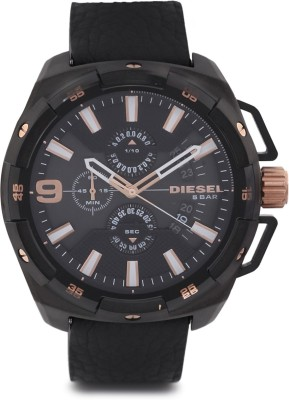 Diesel DZ4419 Black Chronograph Men's Watch