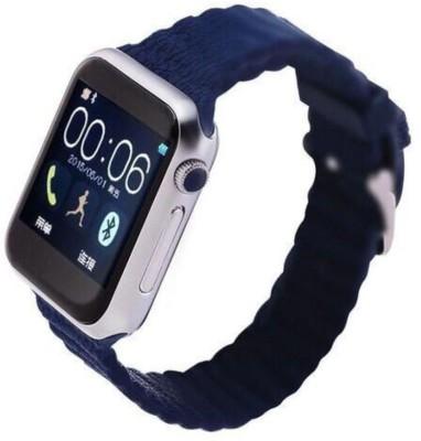 Attire Attire V 09 Smart watch phone Smartwatch(Blue Strap) at flipkart