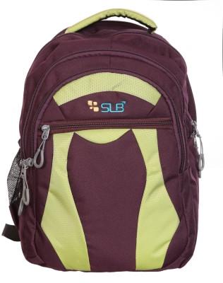 43% OFF on SLBL 4Our Purple Backpack For School Waterproof School Bag (Purple 915e4ff6973f4