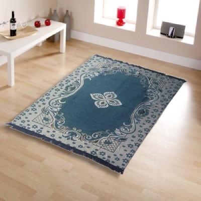 New Style Mills Multicolor Chenille Carpet(155 cm  X 215 cm)