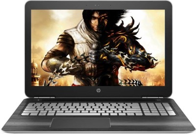HP Core i7 6th Gen - (16 GB/1 TB HDD/128 GB SSD/Windows 10 Home/4 GB Graphics) 15-bc008TX Notebook(15.6 inch, Natural SIlver, 2.18 kg)