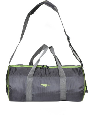 Gene MN 0301 GRYGRN Gym Bag Green, Grey Gene Duffel Bags