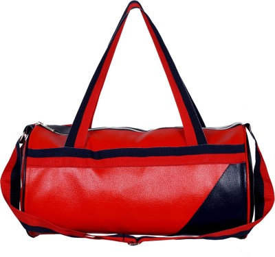 Gag Wears Multi Gym Bag(Red, Blue)