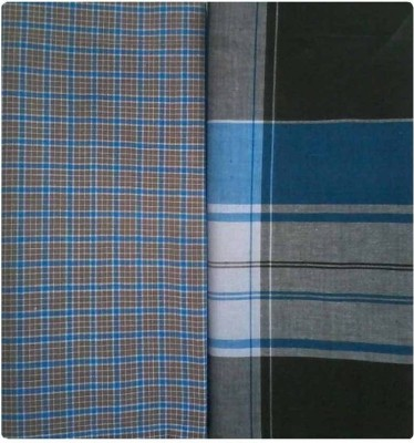 Shopping Store Checkered Multicolor Lungi