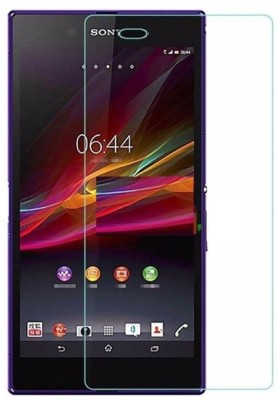 AmericHome Tempered Glass Guard for Sony Xperia Z2