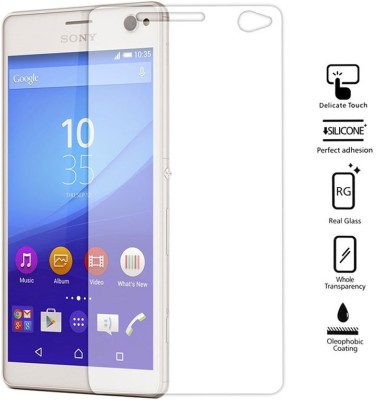Magic Tempered Glass Guard for Sony Xperia C4 Tempered Glass