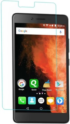 Cellshop Tempered Glass Guard for screen guard for micromax canvas 6pro(Pack of 1)