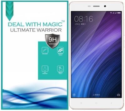 Magic Tempered Glass Guard for Xiaomi Redmi 4A Tempered Glass