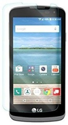 REZAWZ Tempered Glass Guard for LG Optimus 2x(Pack of 1)