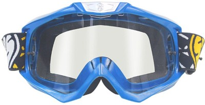 59f27d378a5 Shrih Adjustable Strap With Racing Transparent Motorcycle Goggles ...