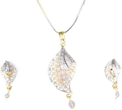 Sitaara Jewels Alloy Jewel Set(Multicolor)