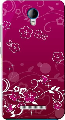 SEI HEI KI Back Cover for Karbonn Titanium Machfive(Multicolor, Flexible Case)
