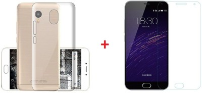Karimobz Screen Protector Accessory Combo for Micromax Evoke Note(Transparent, Transparent)
