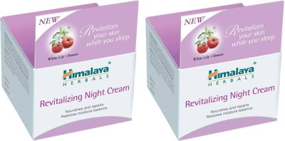 Himalaya REVITALIZING NIGHT CREAM(100 g)