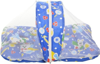 BSB Trendz Cotton Infants Small Baby Mosquito Net Mosquito Net(Multicolor)