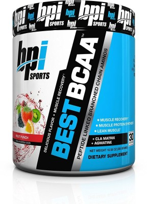 BPI BEST BCAA(300 g, FRUIT PUNCH)