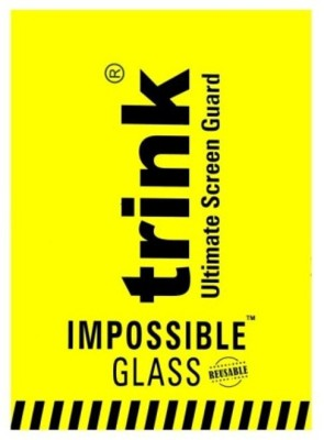 CHAMBU Tempered Glass Guard for Micromax A73(Pack of 1)