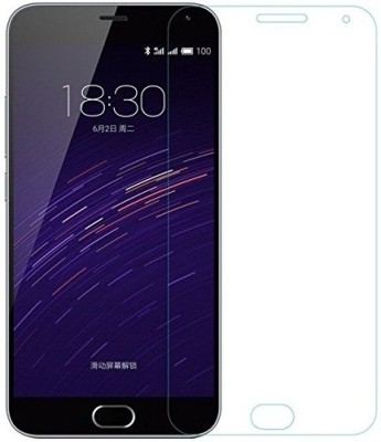 Piggycomz Tempered Glass Guard for Micromax Evoke Note(Pack of 1)
