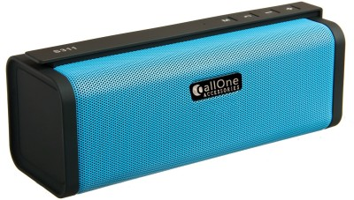 MobiBasket Bluetooth Mini Wireless Portable Bluetooth Mobile/Tablet Speaker(Blue, 2.1 Channel)