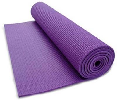 Klixx PVC Comfort-CF-37 Purple 5 mm Yoga Mat