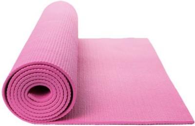 Klixx PVC Comfort-T056 Pink 5 mm Yoga Mat