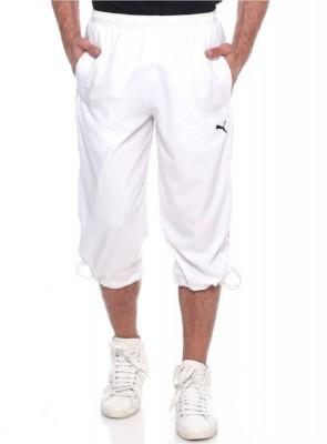 25% OFF on Puma Woven Men s White Track Pants on Flipkart ... c26d94f44