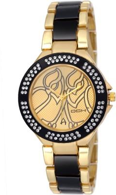 DCH IN-55 Designer Bezel Analog Watch For Girls