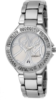 DCH IN-56 Designer Bezel Analog Watch For Girls