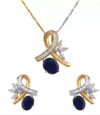 Jewels Nation Alloy Jewel Set(Multicolor)