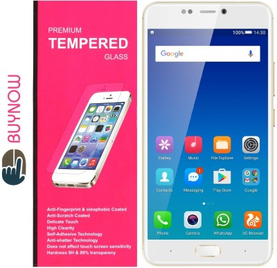 Buynow Tempered Glass Guard for Gionee A1(Pack of 1)