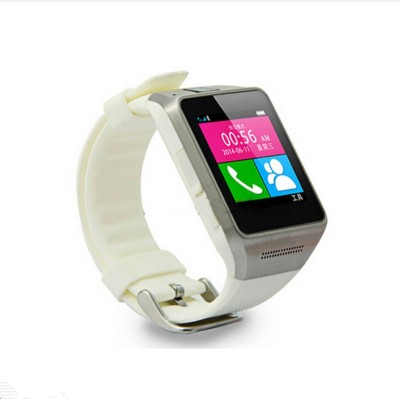 Attire GV White Smart Watch Phone 22A Smartwatch(White Strap) at flipkart