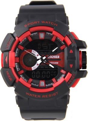 SKMEI 1117 Analog Digital Watch   For Men SKMEI Wrist Watches