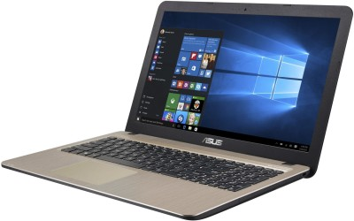 Asus X-Series Core i3 5th Gen - (4 GB/1 TB HDD/Windows 10) X540LA-XX538T Laptop(15.6 inch, Black)
