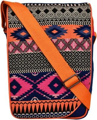 Anekaant Women Multicolor Messenger Bag Anekaant Messenger Bags