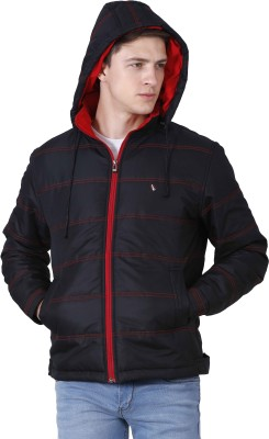 Forest Club Full Sleeve Solid Men Jacket