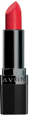 Avon True Color Perfectly Matte Lipstick, 4 GM Vibrant Melon
