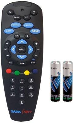 Sprik TataSKY 1001 TATA Sky Remote Controller Black