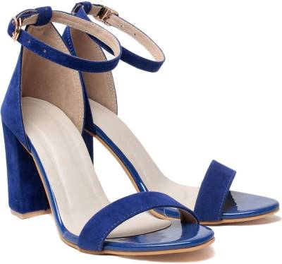 Klaur Melbourne Women Blue Heels