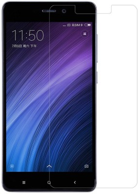 Golddust Tempered Glass Guard for Mi Redmi 4A(Pack of 1)
