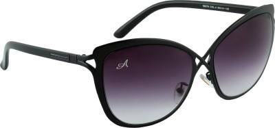 Amaze Cat-eye Sunglasses(Grey)
