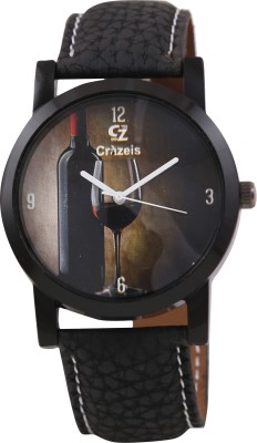 Crazeis MD48  Analog Watch For Unisex