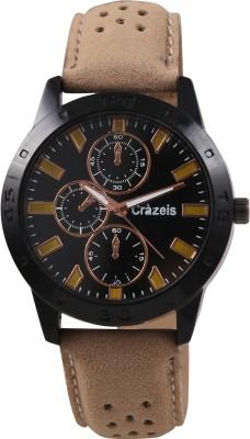Crazeis MD39  Analog Watch For Unisex