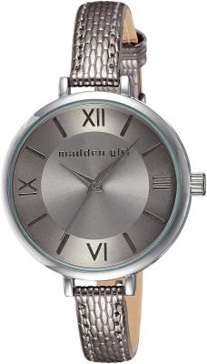 Steve Madden SMGW016TGB Madden Girl Analog Watch For Women